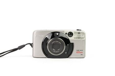 Aice - Srbija: Canon Prima Super 105 odlican point and shoot aparat. Potpuno