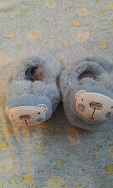 малышковая обувь,пинеточки Gerber состояние отличное 0-6 мес 300 сом.  в Бишкек