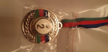Medal her hansi idman yarishlari ucun istifade olunur ( yalnız watch