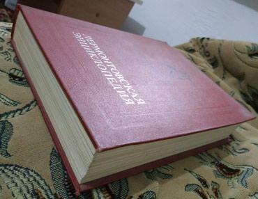 Лермонтовская энциклопедия в новом состоянии - 500 сом в Бишкек