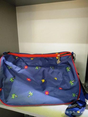 Детская спортивная сумка . отличного качества от фирмы Suissewin
