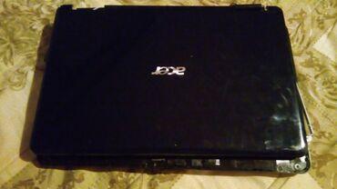 Acer Aspire 5532,sve je testirano i ispravno osim lampe