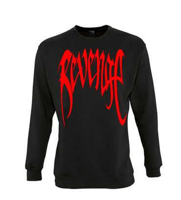 XXXTENTACION REVENGE album sweater duks Velicine: S, M, L, XL, XXL