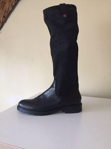 Sako italija zenski - Srbija: Kozne zenske cizme nosene samo 1 . Italijanska marka broj 38 Plac