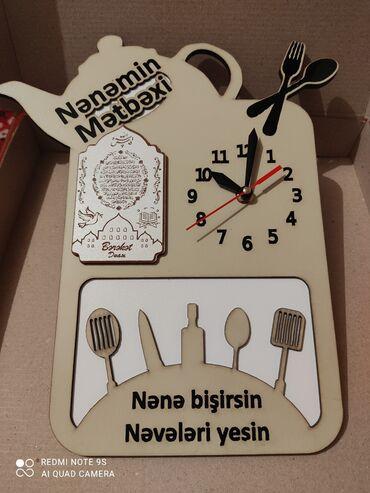 metbex saatlari - Azərbaycan: Metbex saatlari 30 AZN sifaris üçün whsapp