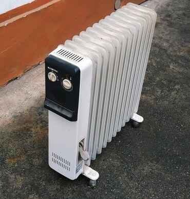Радиаторная печка хорошим состоянии
