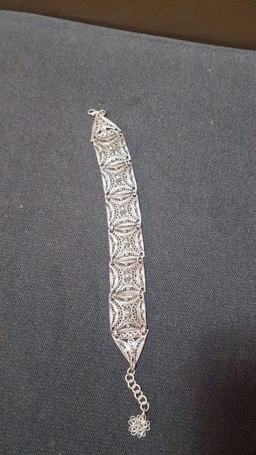 Браслет и цепочку серебро - Кыргызстан: Браслет серебро 3.500 с