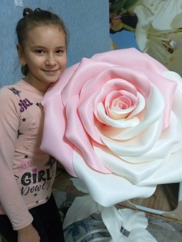 Розы из изолона. Большие цветы. в Лебединовка