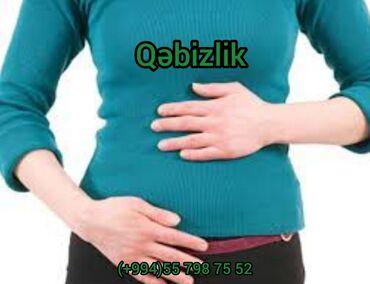 ən son iş elanları - Azərbaycan: Qəbizlik    Qəbizlik ən çox yayılmış pozulmalardan biridir. Demək olar