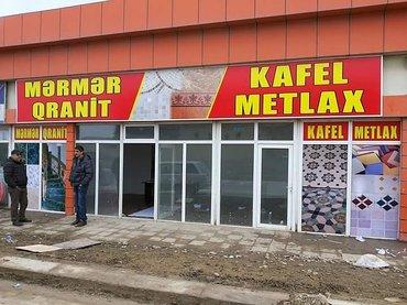 Ağdaş şəhərində Her nov reklam isleri sifariwi qebul edirik