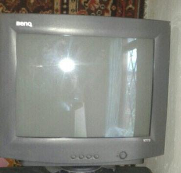 Монитор пузатик, работает отлично! + 2 в Бишкек