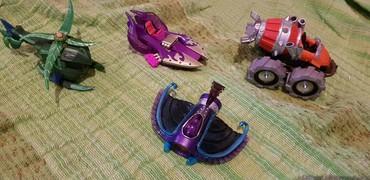 Skafander za bebe - Pozarevac: Vozila za skylanders,za nitendo wii,cena po komadu