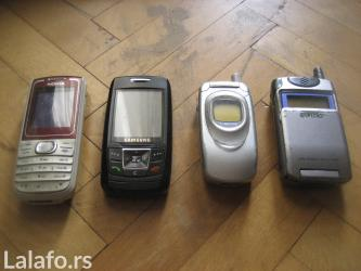 Mobile - Srbija: Mob telefoni gomila1zamena