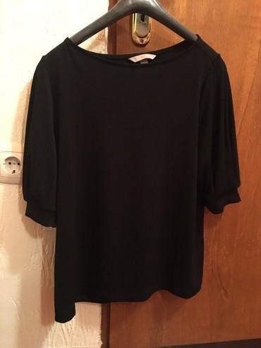 Crna bluza sdugim rukaviz italij - Srbija: Košulje i bluze HM M