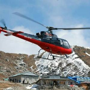 Book now most popular & World famous Helicopter Tour in Nepal. We in Kathmandu