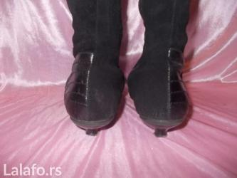I-cizme - Srbija: Vrlo lepe,udobne i kvalitetne cizme br 37