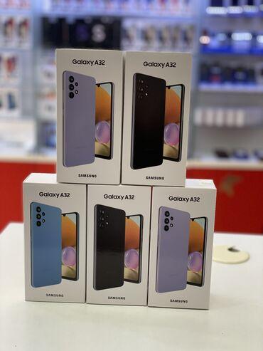 265 elan: Samsung Galaxy A32 | 64 GB | Qara | Zəmanət, Sensor, Barmaq izi