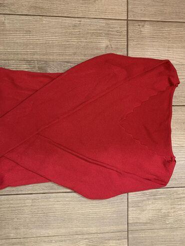 Tanka zimska haljina, nosena jednom, univerzalna vel
