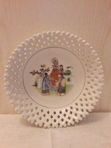 набор из 2-х тарелок, можно для декора на стену в Бишкек