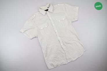 Чоловіча сорочка Bertigo, р. S   Довжина: 70 см Ширина плечей: 43 см Н