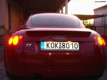 Audi TT 1.8 l. 2002   230000 km