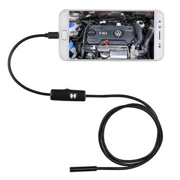 USB эндоскоп (бороскоп) это уникальный аксессуар для смартфона
