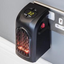 Qızdırıcı, saatda 400vat enerji yazır, 20kvadrata kimi əla qızdırır, t