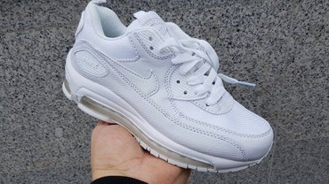 timeless design 0d177 38bb6 ... australia nike air max zenske patike bele brojevi 36 41 in belgrade  cd1b2 313bd