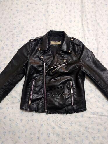 Продается кожаная куртка,состояние отличное,хорошего качества,носила