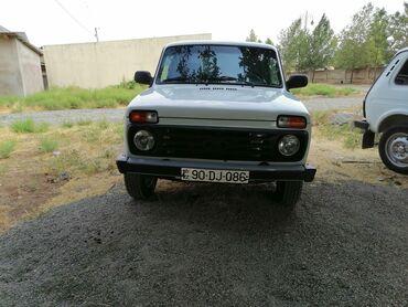 İşlənmiş Avtomobillər Yardımlıda: VAZ (LADA) 4x4 Niva 1.7 l. 2008 | 18500 km