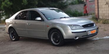 Ford Mondeo 1.8 л. 2001