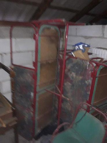 Metalne klupe 10 mesta za sedenje