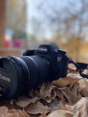canon professionalnyi fotoapparat в Кыргызстан: Canon 6D ПРОДАЮ НОВЫЙ ПРОБЕГ (три тысячи)  Сняты только семейные фотки