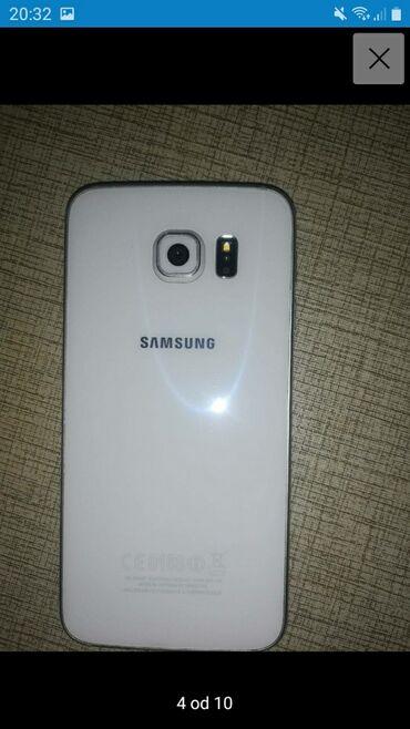 Samsung x500 - Srbija: Upotrebljen Samsung Galaxy S6 32 GB bela