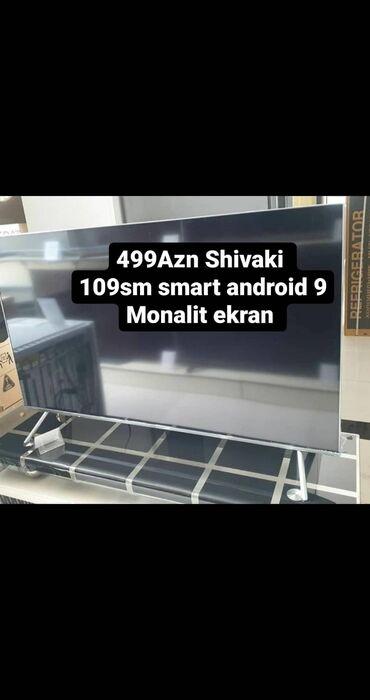 большая клетка для морской свинки в Азербайджан: Salam 109smart android 9 Monalit ekran 2pult 2020ci iln en son modeli