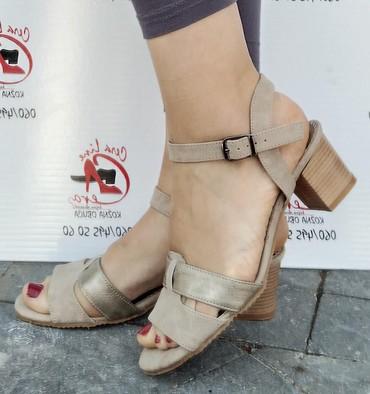 Ženska obuća | Sokobanja: Novo! Visina štikle 5,5cm. Vel. 36-40