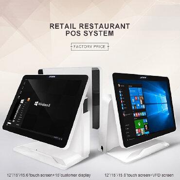 Restoran hotel ve diger obyektler ucun POS touch screen monitorlar