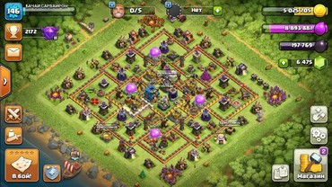 Clash of Clans th 12 в Душанбе