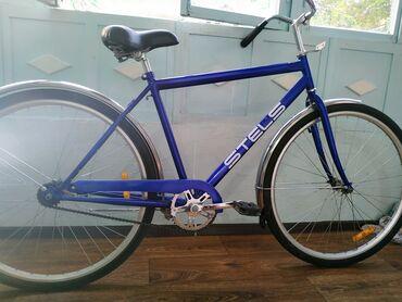 Велосипед stels в отличном состоянии Имеется в комплекте багажник и