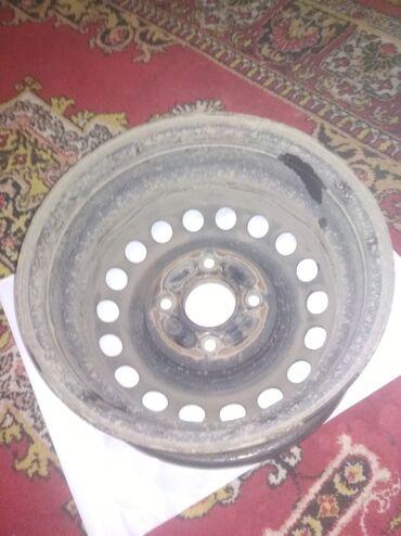 r14 диски в Кыргызстан: Диски R14 оригинал в отл состоянии разбалтовка 4*114