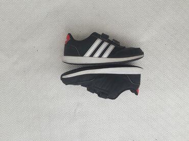 Dečija odeća i obuća - Valjevo: Adidas broj 31. Original kozne patike. Broj 31 - gaziste 19cm