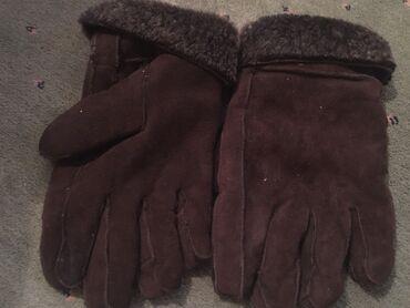 Kozne rukavice - Srbija: Kozne rukavice jako tople