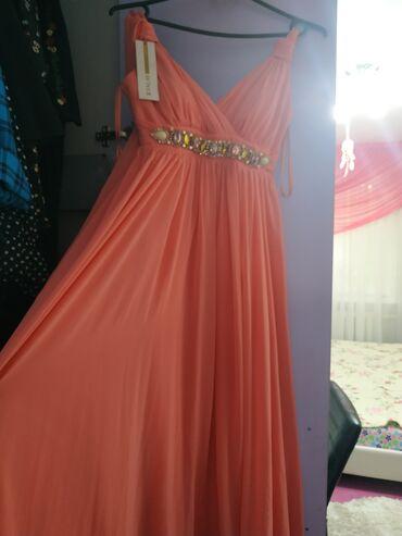 Платье нарядное,подходит для выпускного Брали в плазе. Новое