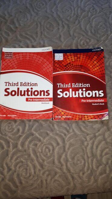 Английский язык - 8 класс  Solutions pre Intermediate  THIRD EDITION