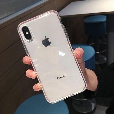Зарядные устройства для телефонов lenovo - Кыргызстан: Б/У iPhone X 64 ГБ Белый