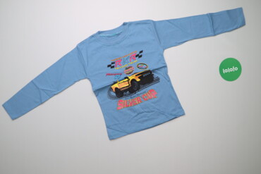 Топы и рубашки - Новый - Киев: Дитячий світшот з принтом автомобіля    Довжина: 45 см Ширина плечей