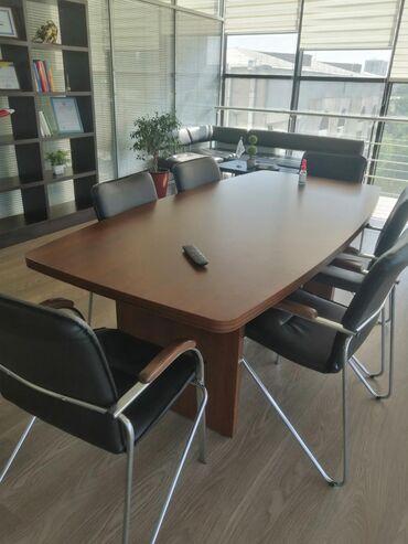 Продаётся стол для заседаний, конференций. Стол в отличном состоянии