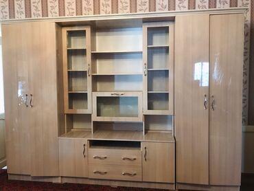 Дом и сад - Баткен: Мебельный гарнитур | Офисный, Для дома, гостиной