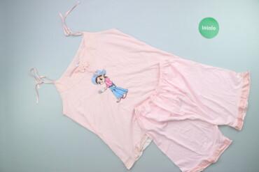 Жіноча піжама (топ та шортики) Xiaokaitai, р. L    Топ Довжина: 66 см