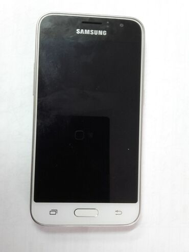 защитное стекло в Кыргызстан: Б/у Samsung Galaxy J1 2016 8 ГБ Белый